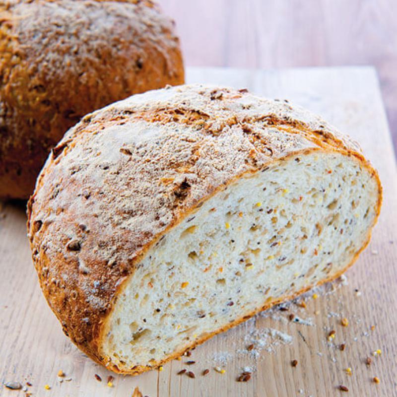 Brood met pitten