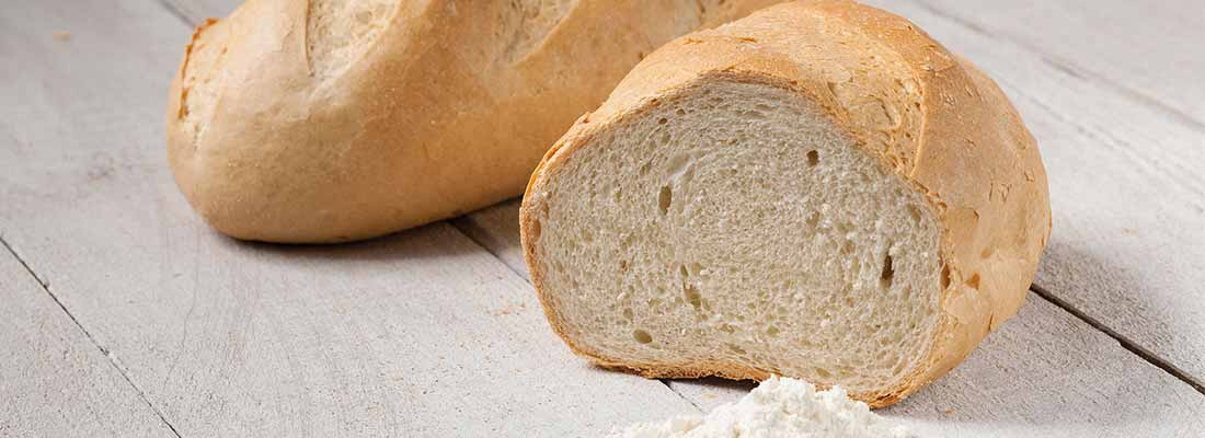 foto van witbrood